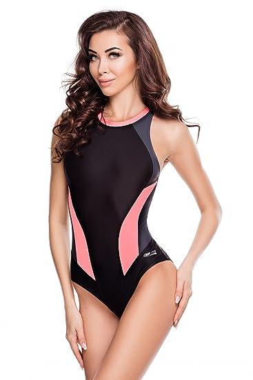 Aqua Speed® NINA Badeanzug   Damen   Einteiler   36-44   Leicht ... 8d4f9e40fa