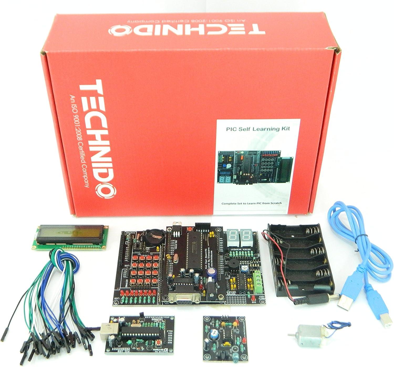PIC Microcontroller Programming Kit