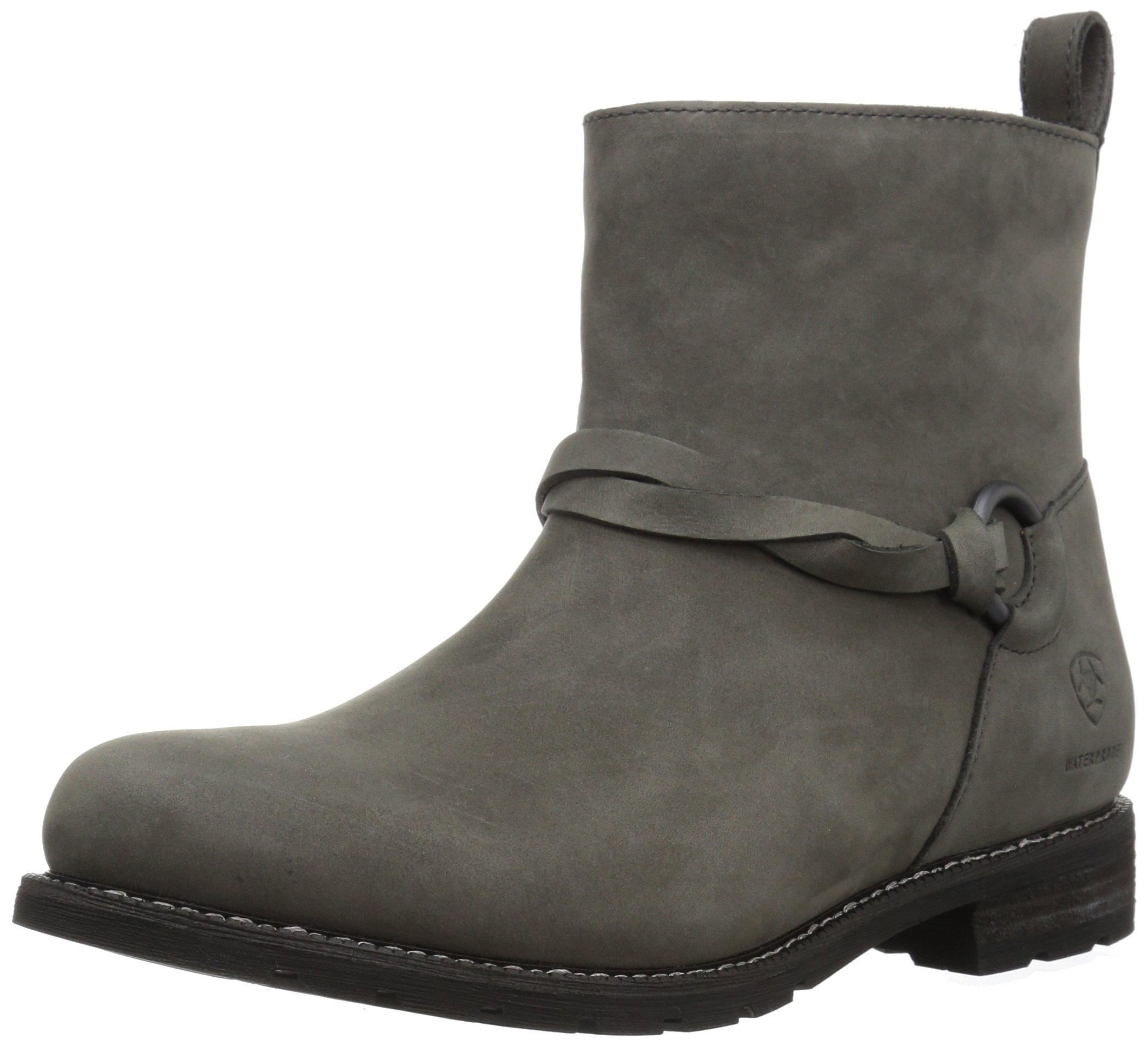 Ariat Women's Witney H2O Work Boot, Storm, 8 B US