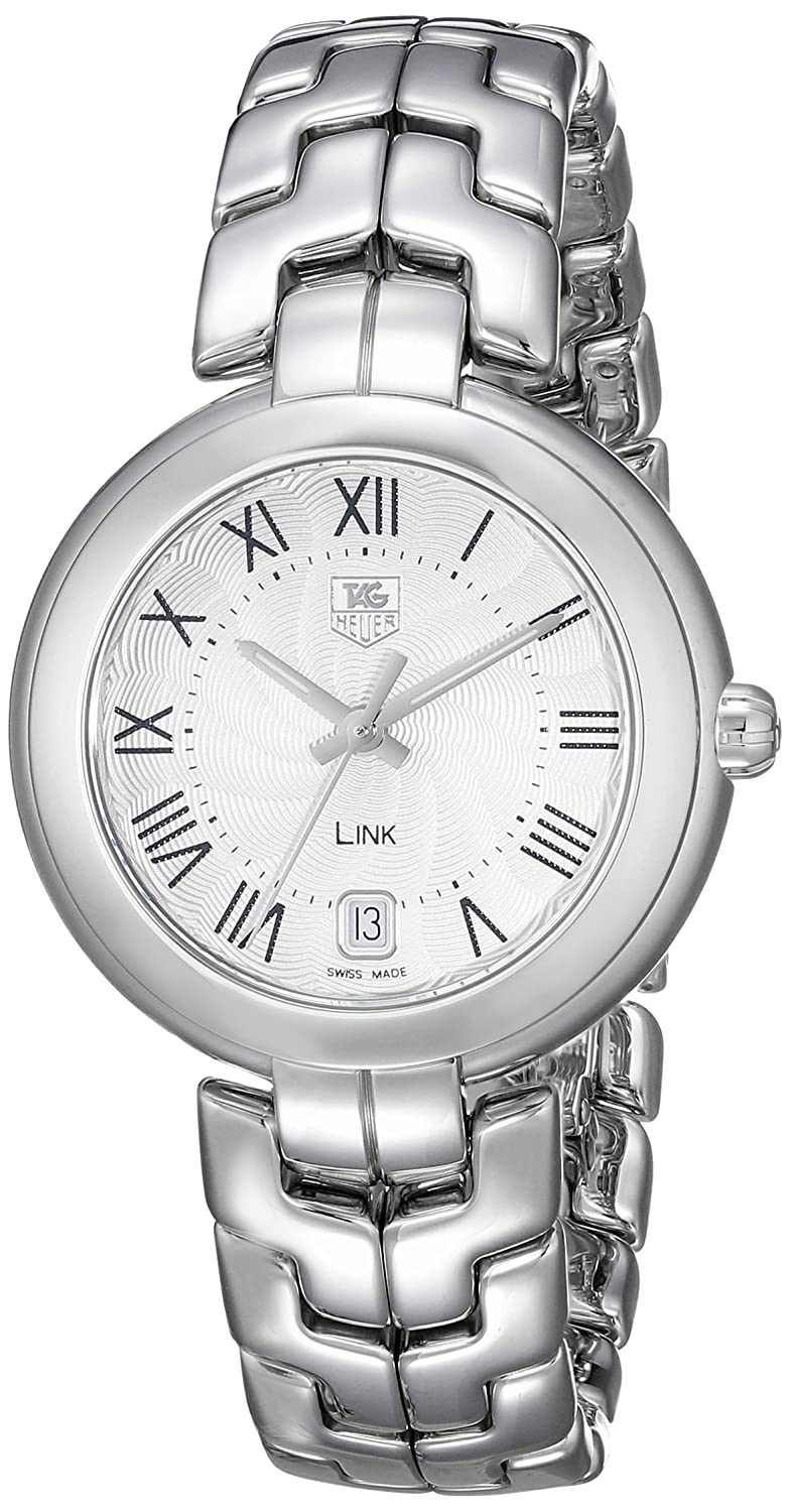 TAG Heuer Women s WAT1314.BA0956 Analog Display Quartz Silver Watch
