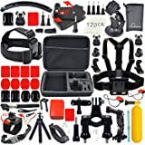 Accessories Bundle kit for GoPro Hero 4 3+ 3 2 1camera