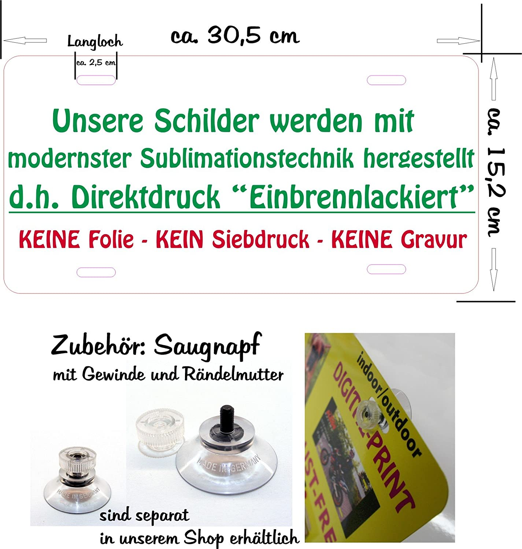 Stallschild Pferde Schild Eigenes Foto Text Selbst Gestalten