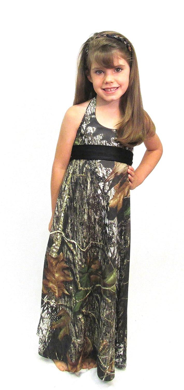 Amazon Camo Diva Katelyn Little Girls Camo Dress Clothing