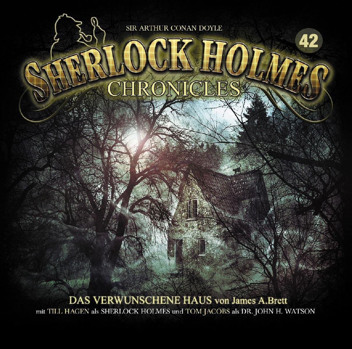Sherlock Holmes Chronicles (41) Der Werwolf von Blackwood Castle - Winterzeit 2017