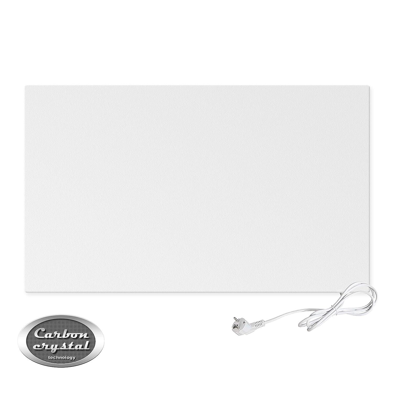 Viesta H600 Panel Radiador de infrarrojos Calefacció n ultradelgado Blanco de 600W