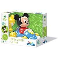 Clementoni - 17093 - Go Kart Baby Mickey - Disney - Premier Age