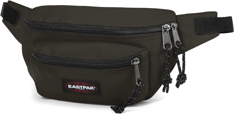 Black Eastpak Doggy Bag Sac Banane 27 cm 3 L Noir