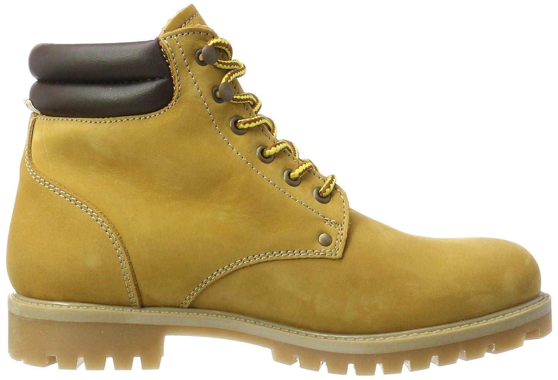 JACK & & & JONES Herren Jfwstoke Nubuck Stiefel Honey Klassische Stiefel 98958e