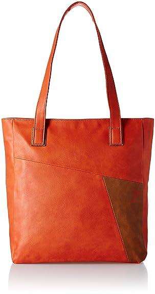 Baggit Women\'s Tote Bag  Orange  Women\'s Totes
