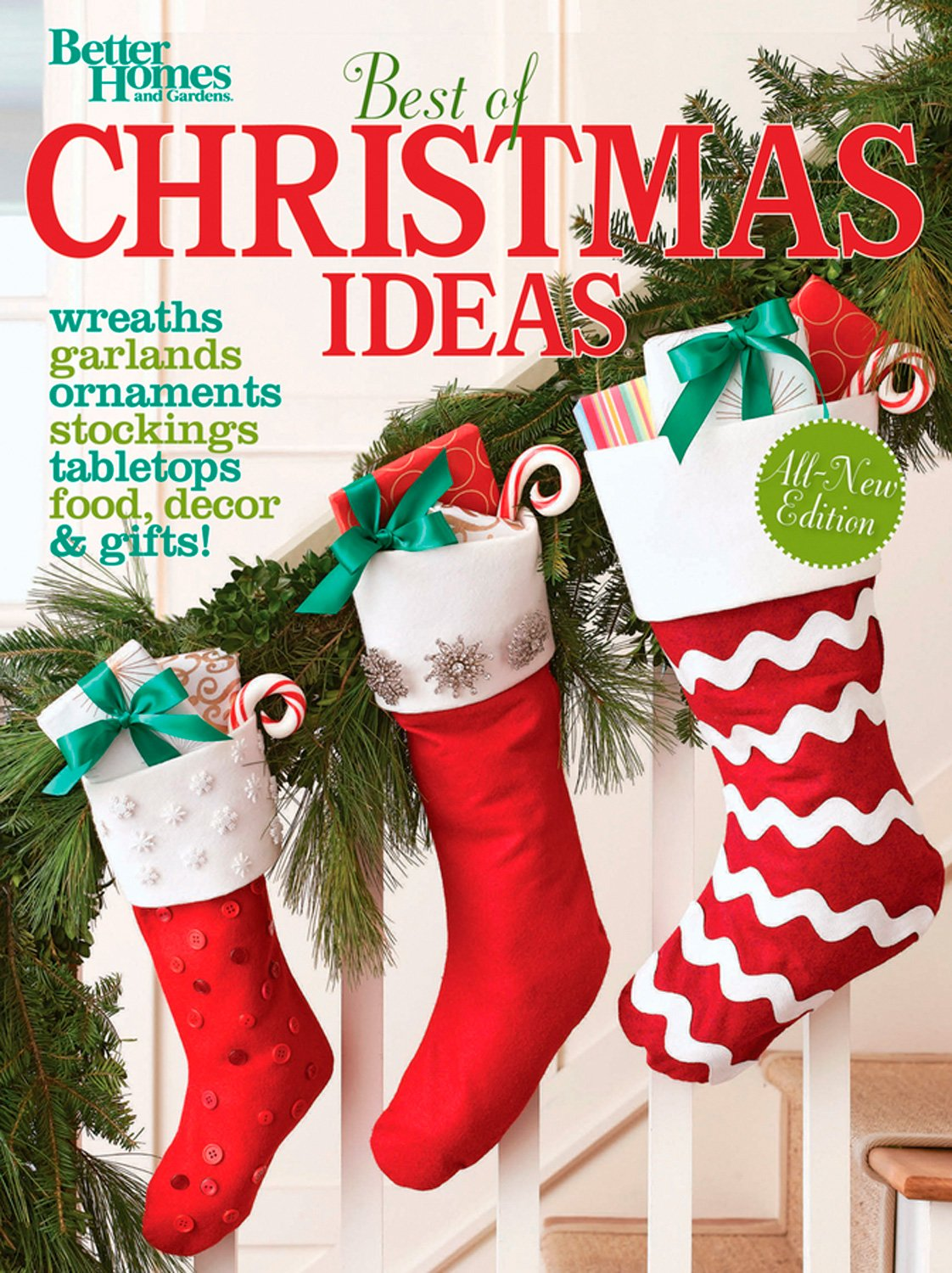 Superior Better Homes And Gardens Craft Ideas Part - 8: Better Homes And Gardens Craft Ideas For Christmas