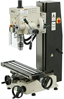 Steelex D3695 Horizontal Milling Work Table for Shop Fox M1111