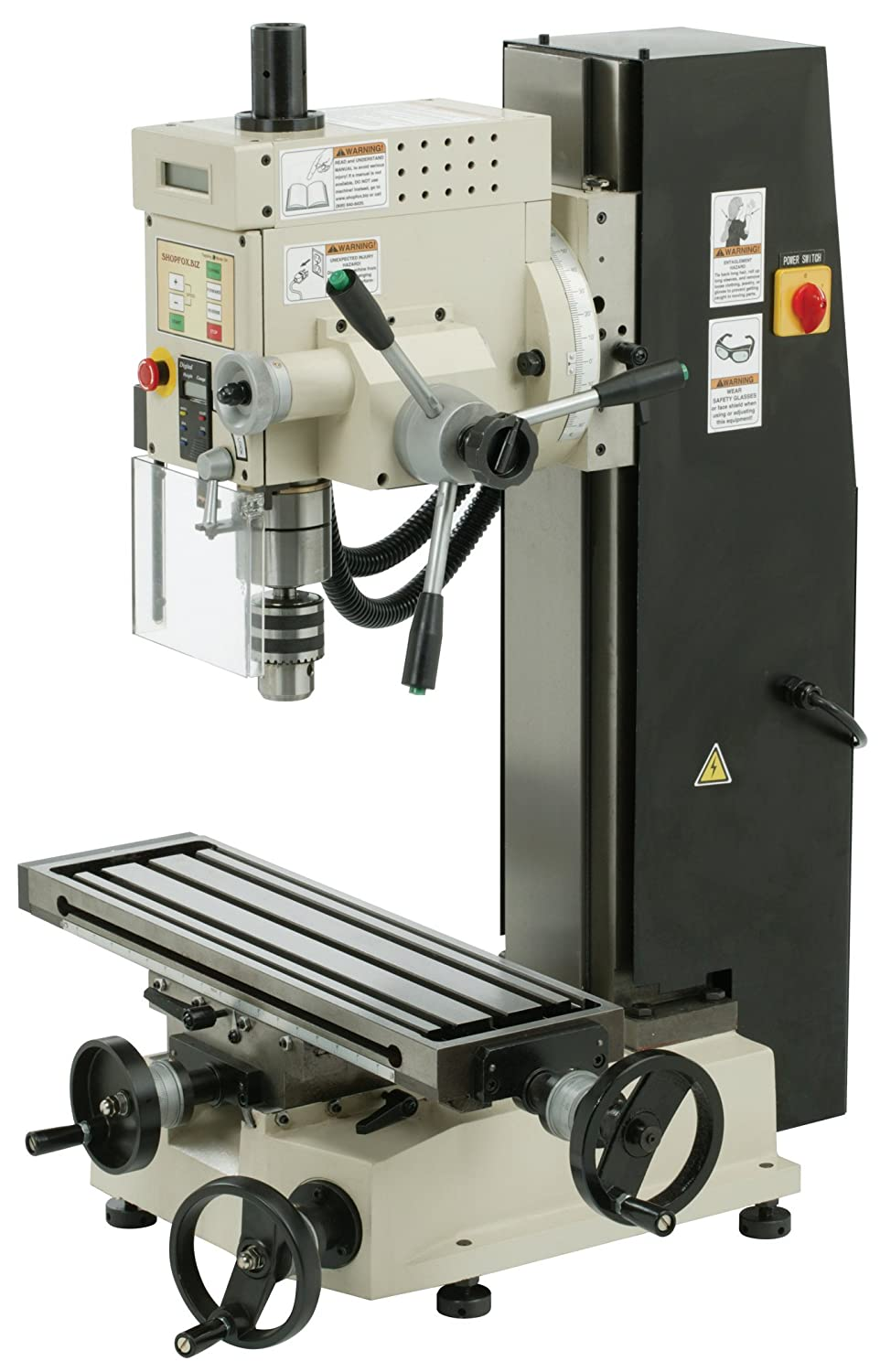 Best Small Milling Machine 3