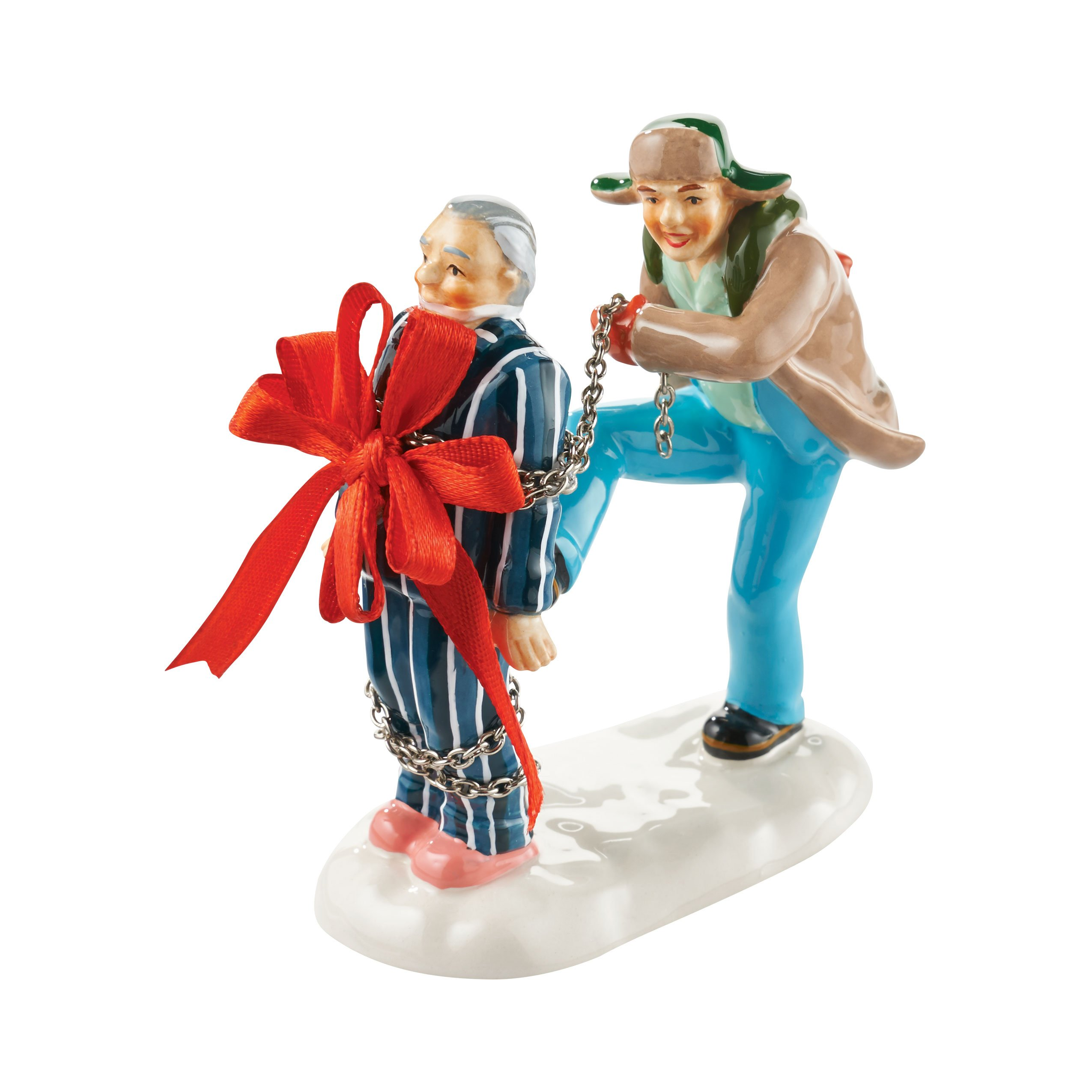 Department 56 National Lampoon Christmas Vacation Present For Clark Accessory Figurine