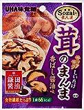 ユーハ Sozaiのまんま 茸のまんましいたけ香ばし醤油 15g×6袋