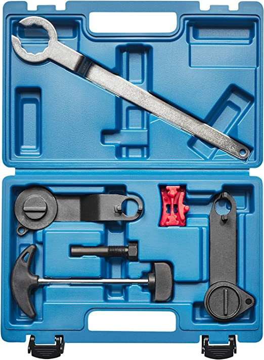 KRAFTPLUS® K.200-9010 Juego de calado de distribución para VW, Audi, Skoda, Seat 1.0, 1.2, 1.4 - 6 piezas: Amazon.es: Coche y moto