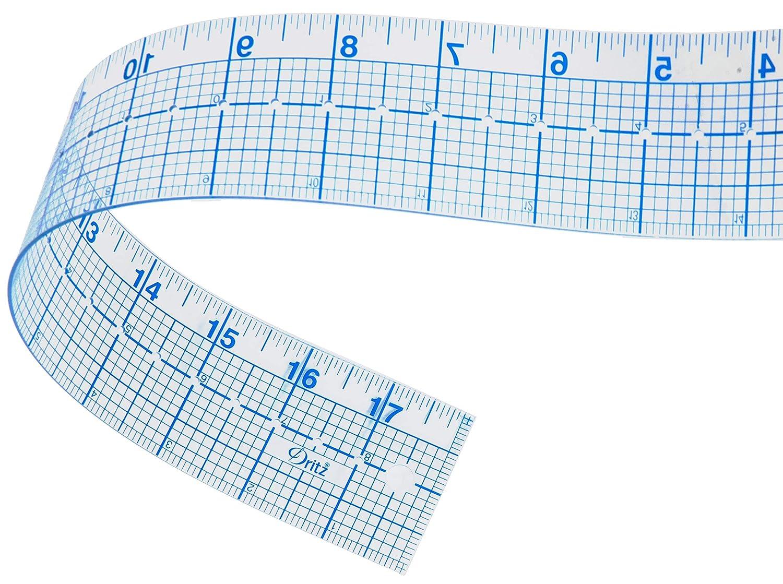 Dritz 846 Hip Curve Ruler 24