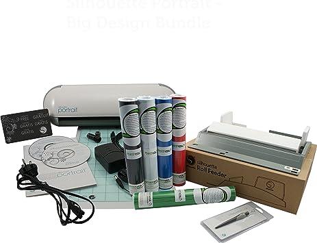 Silhouette Portrait Cutting Machine: Amazon.es: Electrónica
