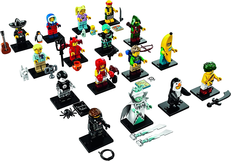 LEGO Minifigures 71013 Series Building