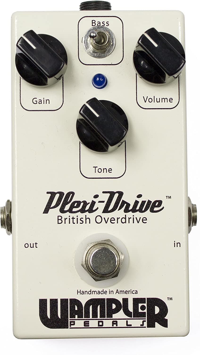 Wampler EQ Effects Pedal Plexi-Drive Deluxe Overdrive