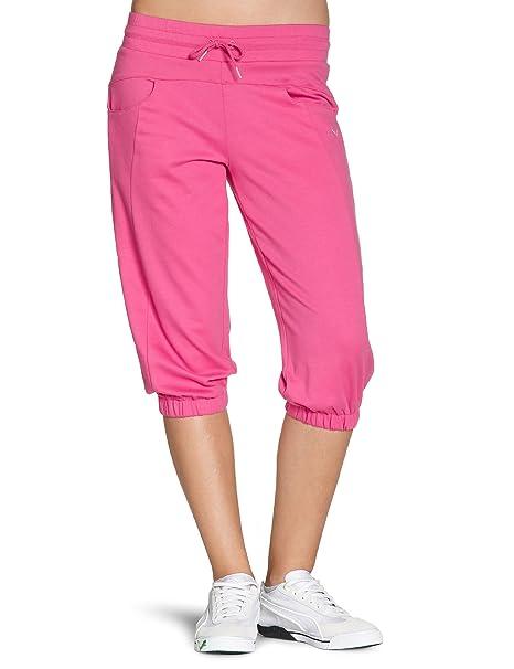 PUMA W FD Caprice - Pantalones de chándal para Mujer: Amazon.es ...
