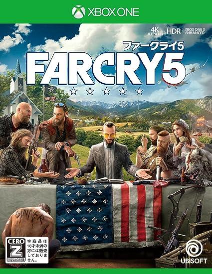 ファー クライ 5 Far Cry®5 - ファークライ5 トップページ