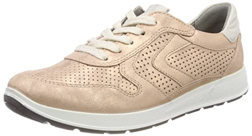Jenny Womens Glendale Trainers Gold (Copper Ice) 4 UK