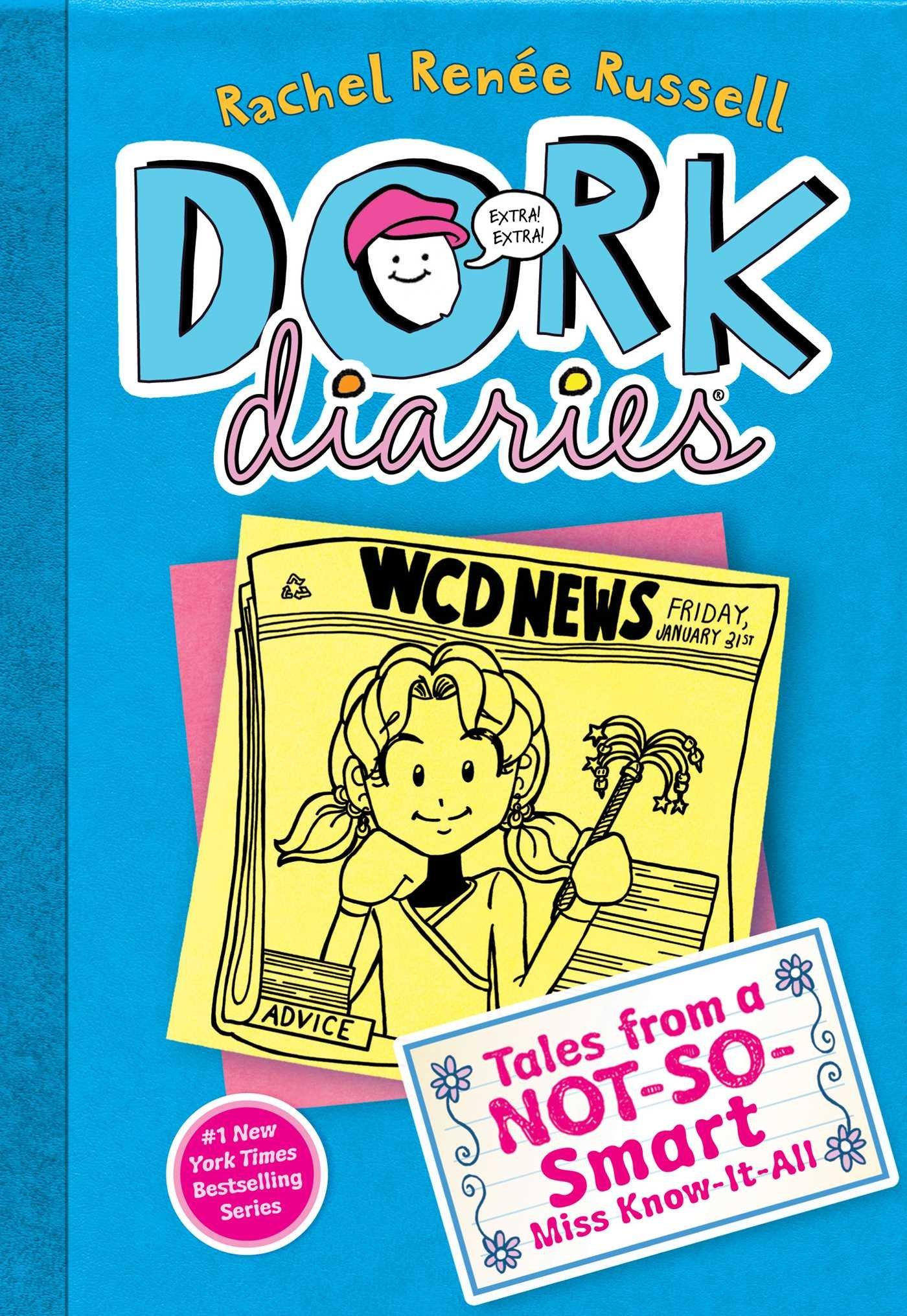 dork diaries reading order