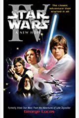 A New Hope: Star Wars: Episode IV Kindle Edition