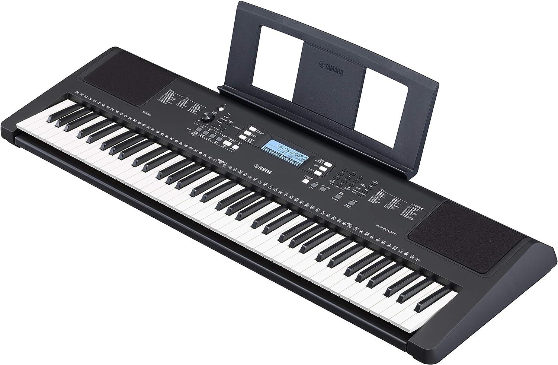 YAMAHA Teclado digital PSR-EW310: Amazon.es: Instrumentos ...