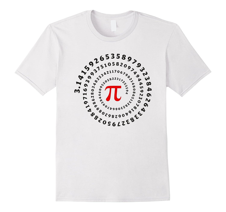 Pi Day 2017 Funny Pi Superhero Style T Shirt Gift-TD