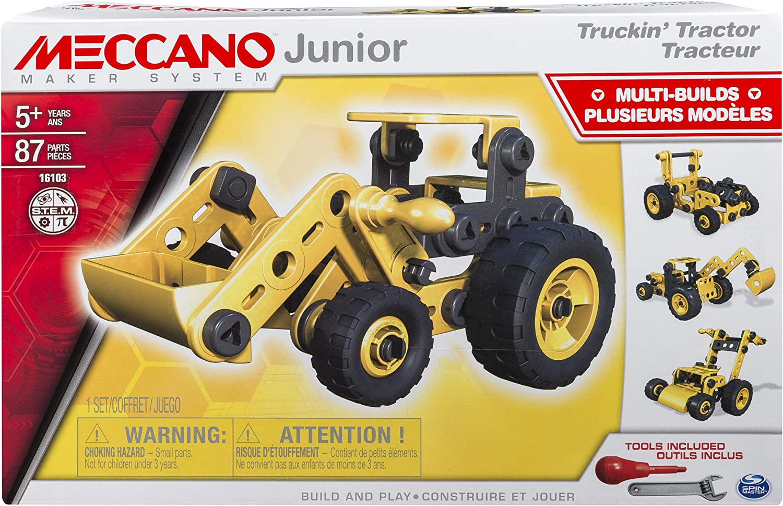 Promotion Noël sur le jouet Mecano