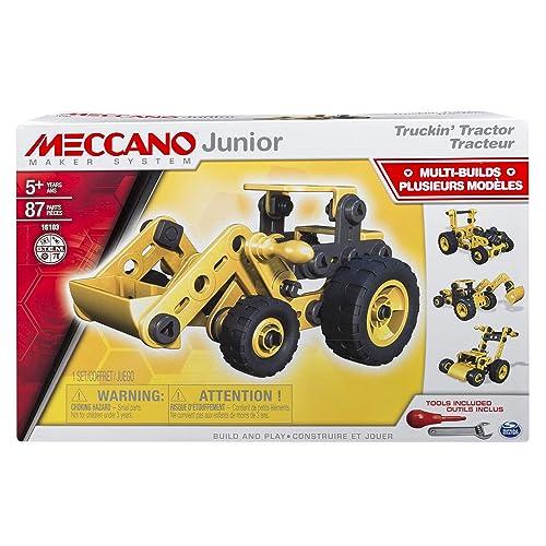 meccano junior advanced toolbox instructions