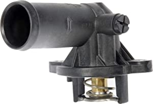 Dorman 902-852 Engine Coolant Thermostat Housing Assembly for Select Dodge/Jeep Models