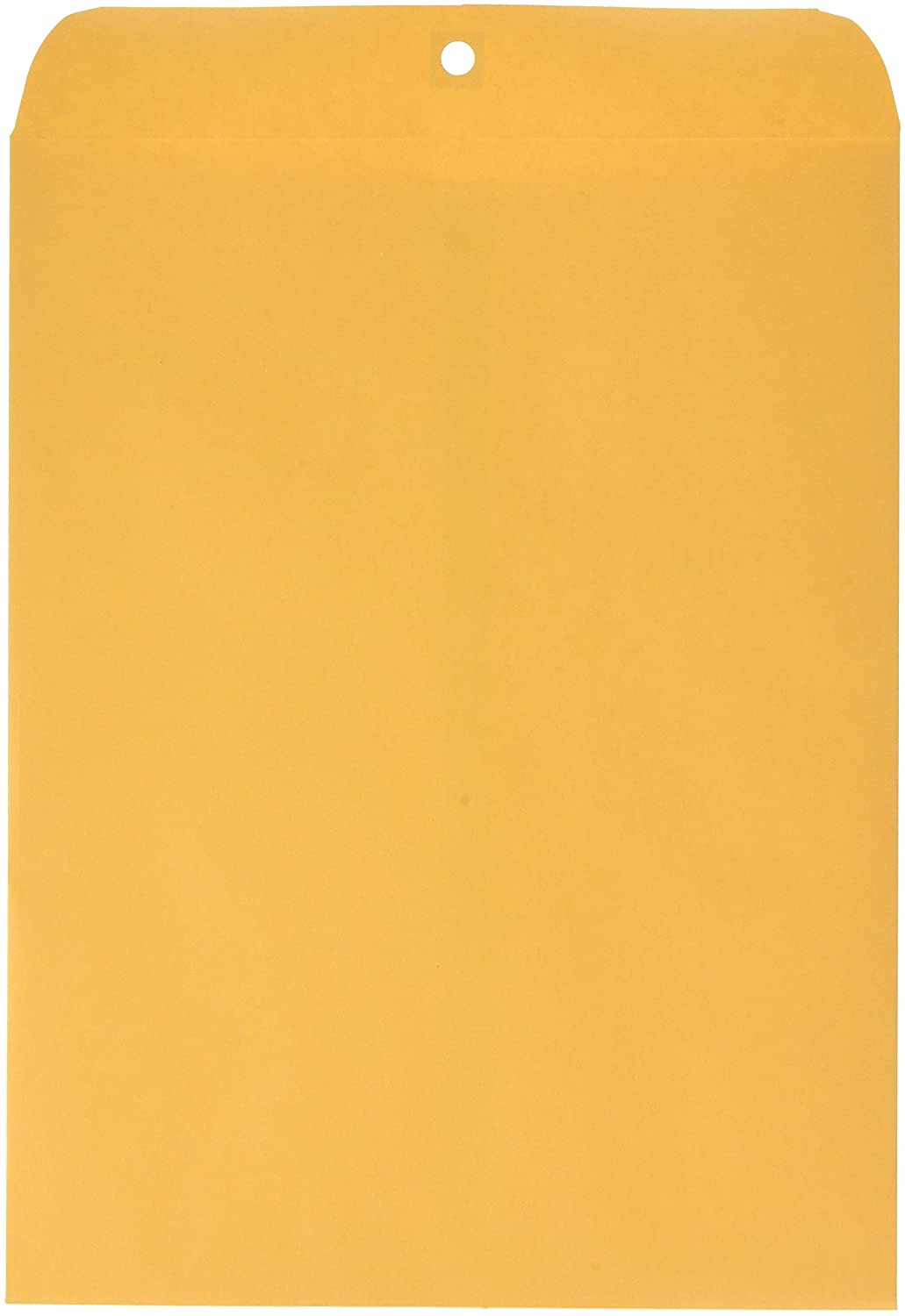 28lb 10 x 13 Quality Park Clasp Envelopes Brown Kraft 38197 Box of 100 Recycled Inches