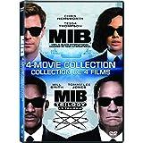 Men in Black (1997) / Men in Black 3 / Men in Black II / Men in Black: International - Set (Bilingual)