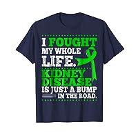 Gift for CKD Patients - Chronic Kidney Disease Awareness Tee