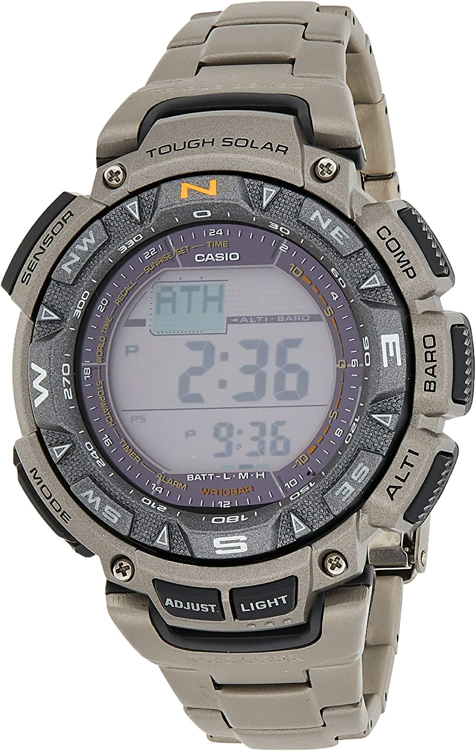 Casio Men PRO TREK Sport PRG240T PRG-240T-7D