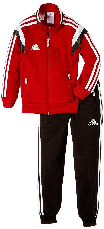 Rouge - Rouge blanc noir 14 ans adidas Condivo14 SurvêteHommest pour Enfant