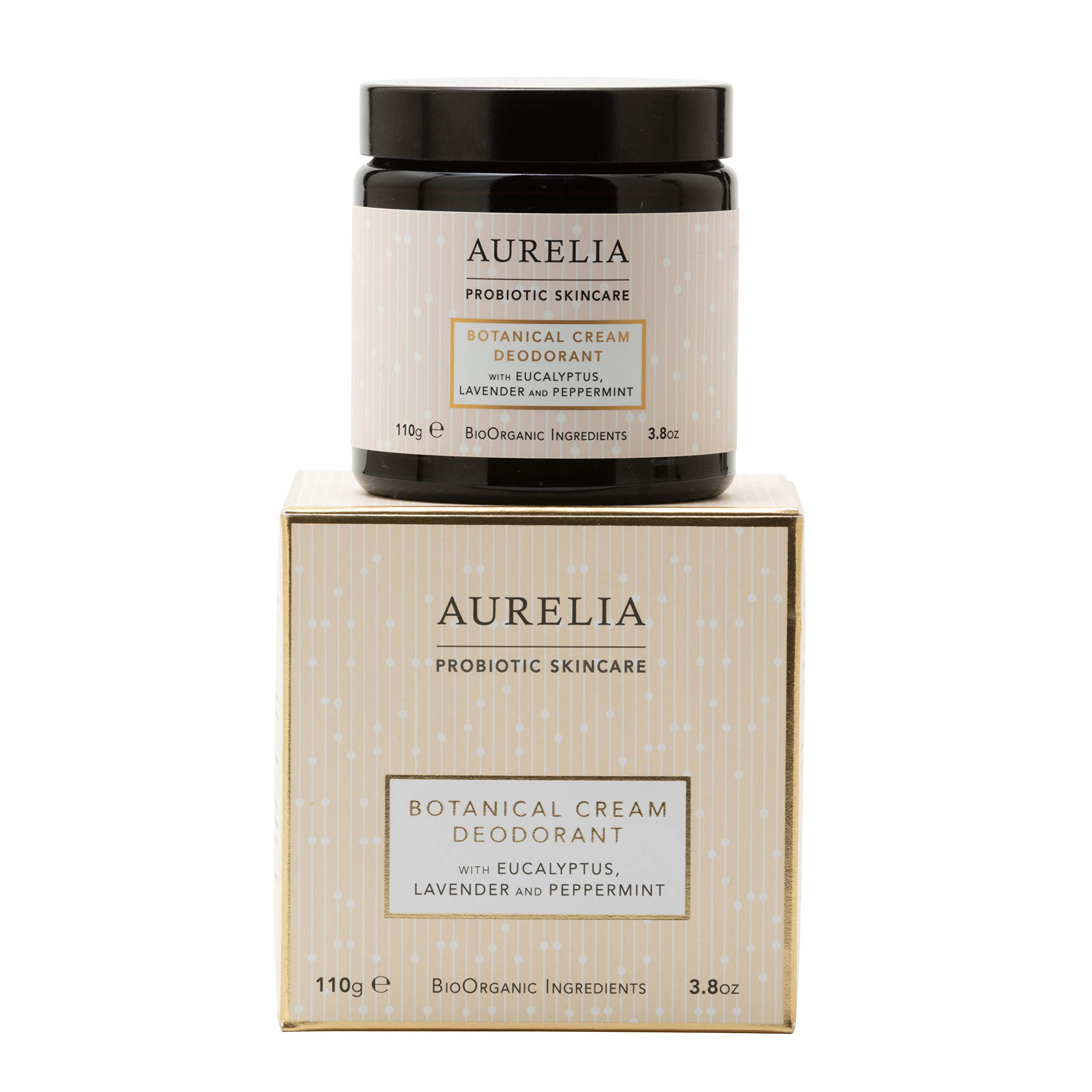 Aurelia Botanical Cream Deodorant, 110 g by Aurelia