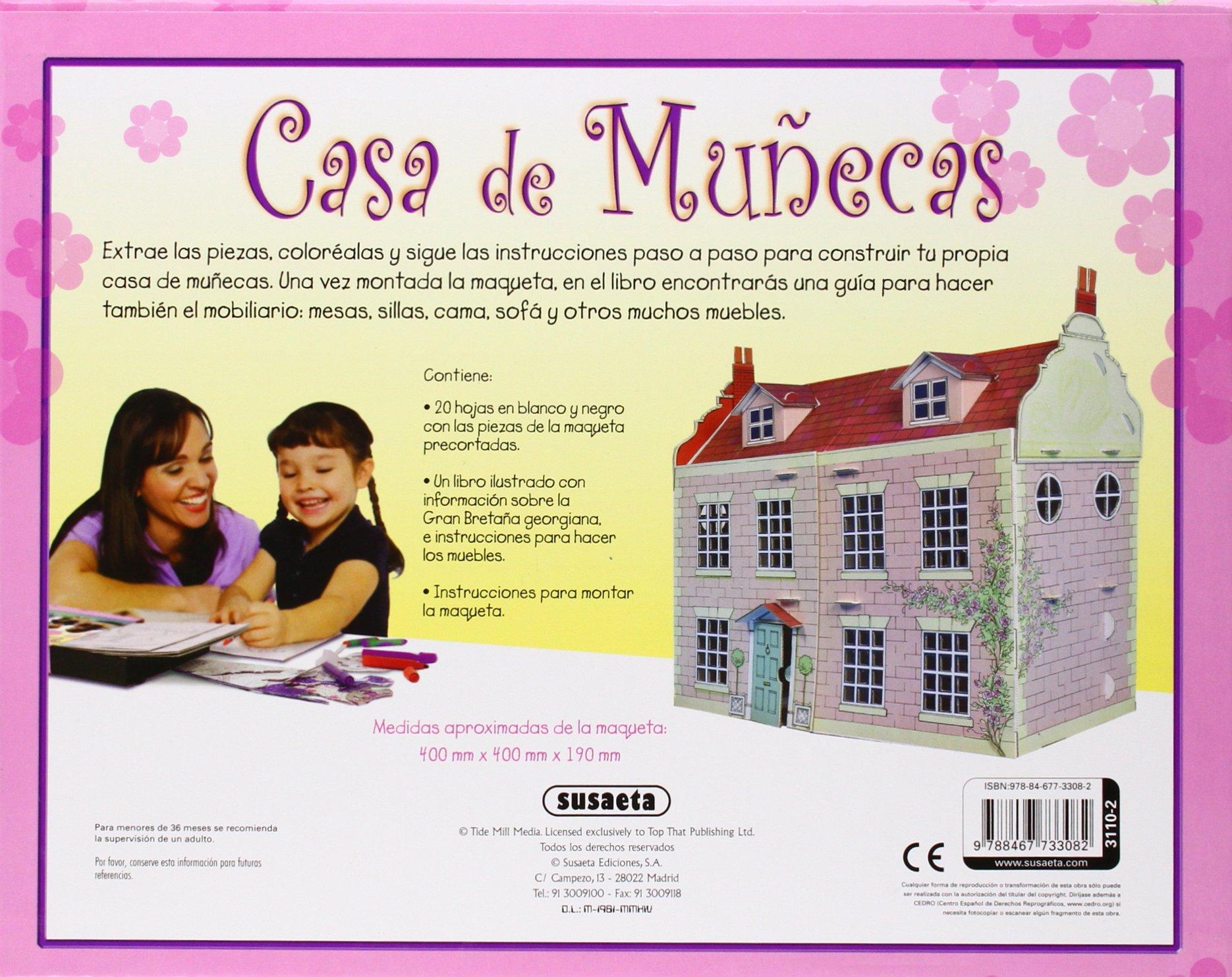 Casa de muñecas: Equipo Susaeta: 9788467733082: Amazon.com ...