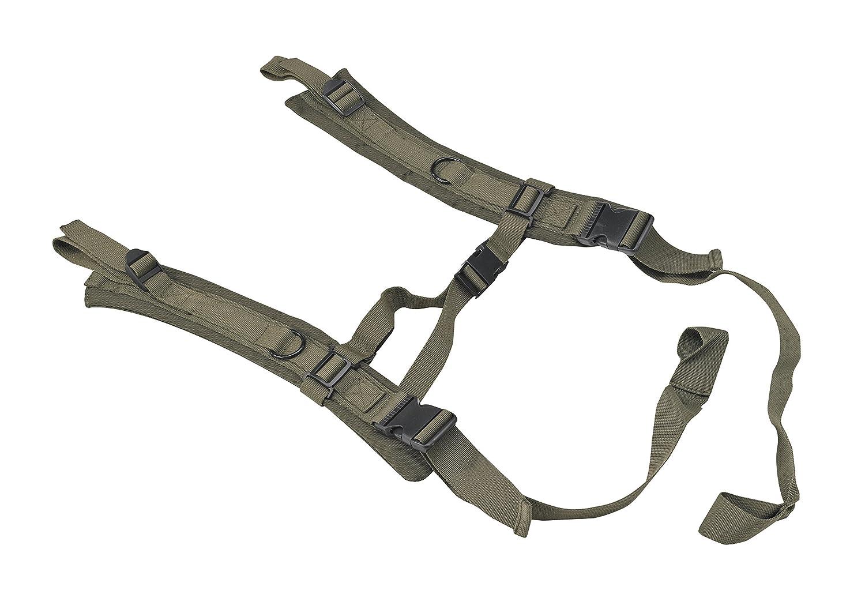 US Peacekeeper Backpack Straps