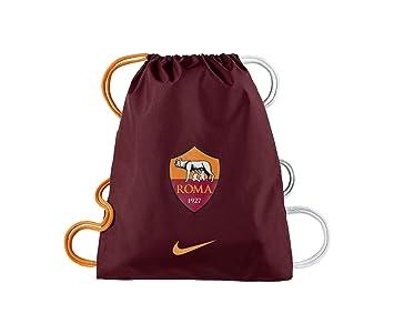 7c9c5f060e Nike Allegiance Gym Bag As Roma - Team Red/Sail/Kumquat, 5 Liter ...