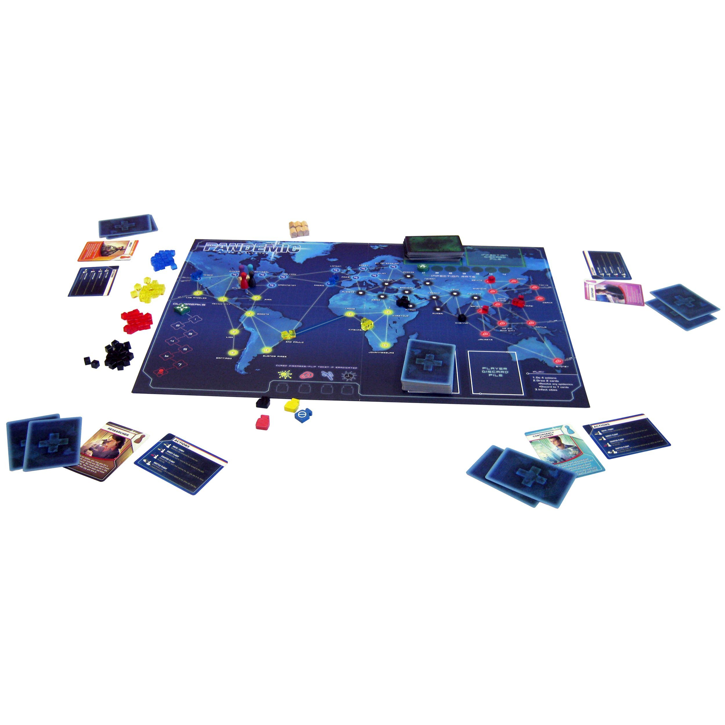 Pandemic by Z-Man Games (Image #3)