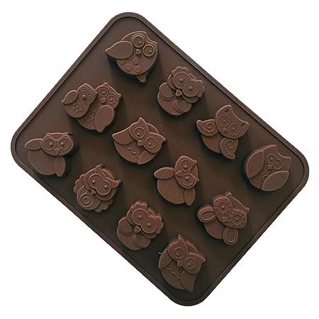FantasyDay Premium Antiadherente Moldes para Tartas, Moldes de Silicona para Caramelos, Chocolate, Hornear, Tarta, Galletas, Jabón, Hielo - ...