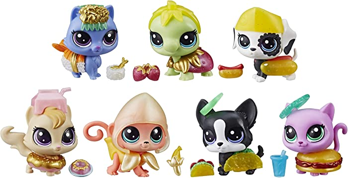 Top 10 Littlest Pet Shop Food Play Set