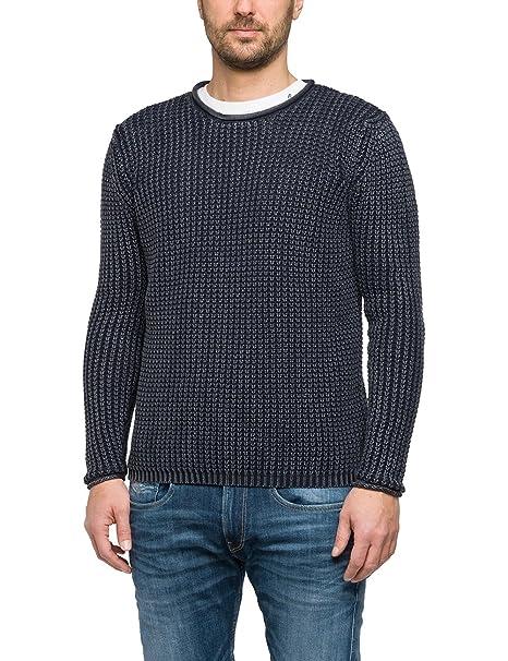 huge selection of 1d32c d8966 REPLAY Felpa Uomo: MainApps: Amazon.it: Abbigliamento