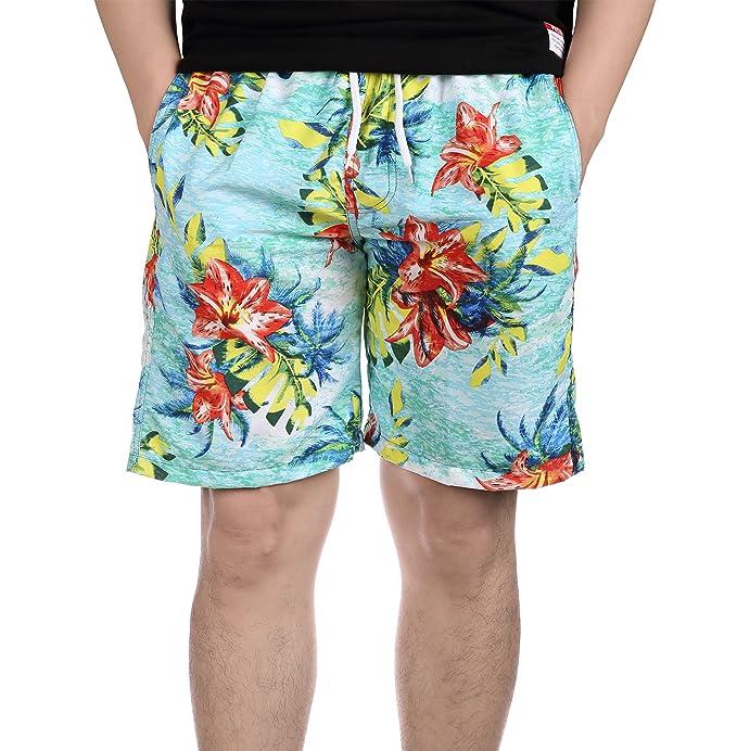 1ab260d0d0 WENER Men's Short Swim Trunks, Best Board Shorts for Sports Running ...
