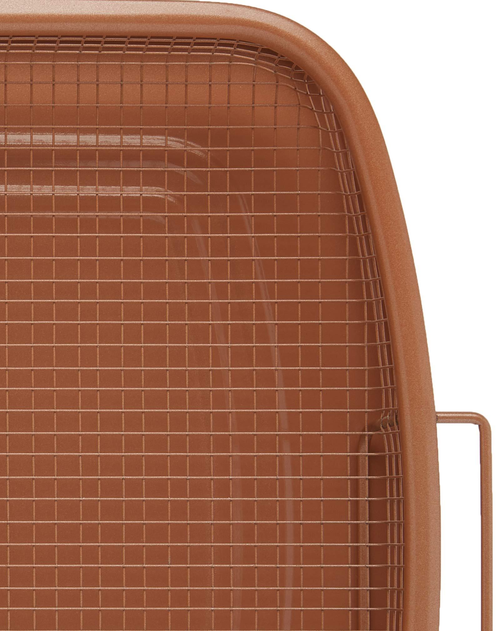 Gotham Steel 1683 Crisper tray, XXL, Brown by GOTHAM STEEL