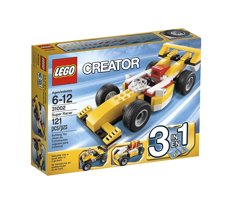 Amazon Lego Creator Super Racer 31002 Toys Games