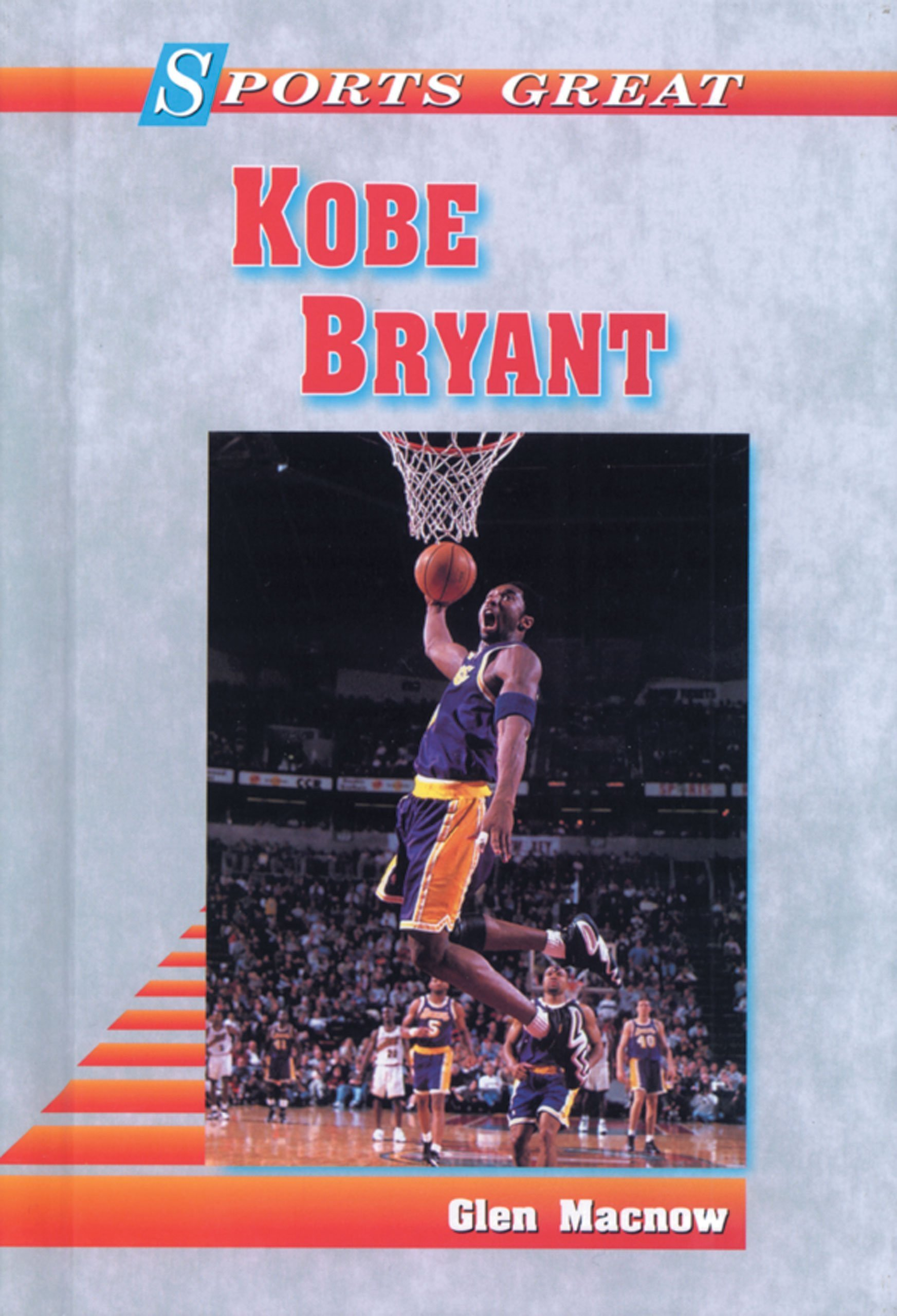 Sports Great Kobe Bryant (Sports Great Books)